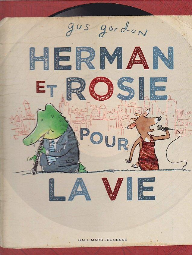 Herman et Rosie