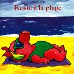rosie à la plage