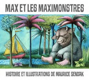 Max et les maximonstres_nouvelle edition